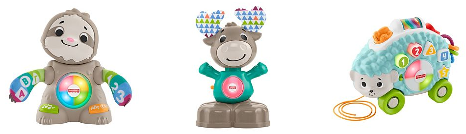 Parlamici Fisher-Price